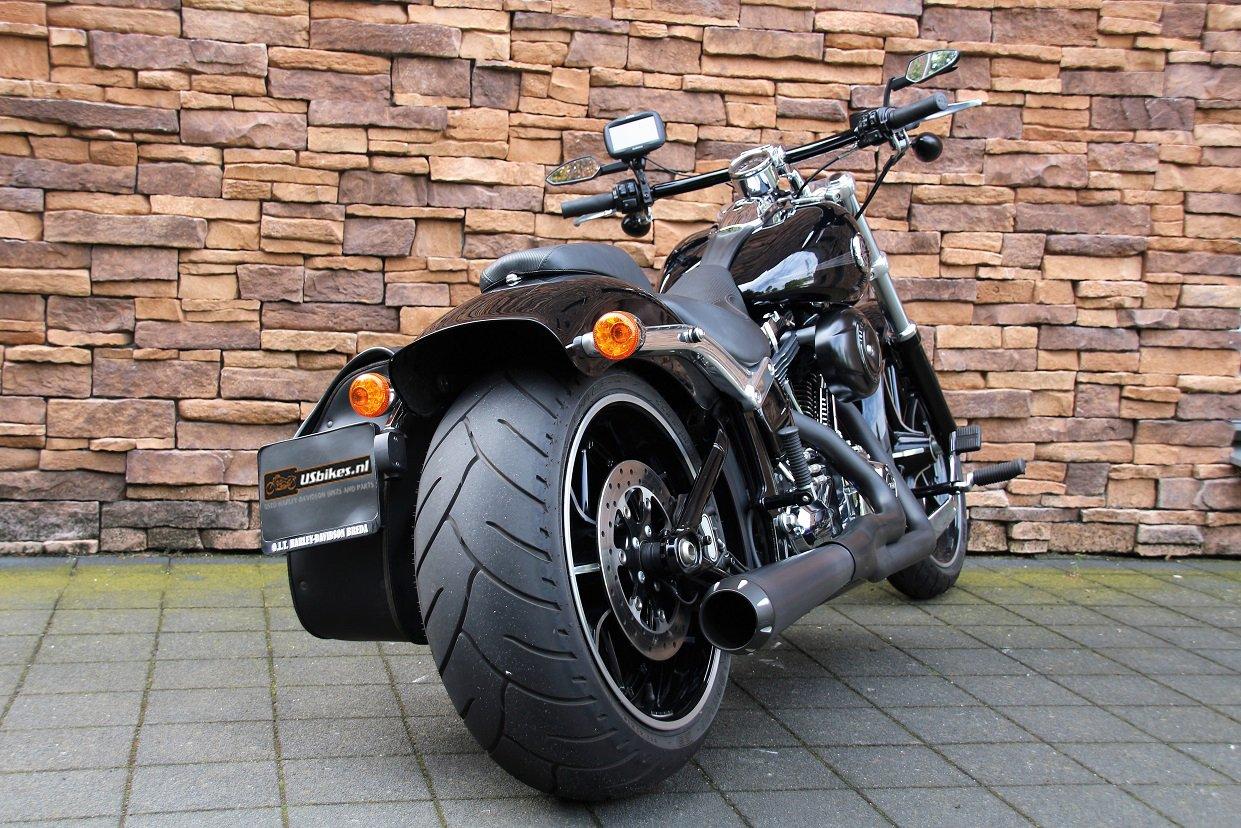 2013 Harley-Davidson FXSB Softail Breakout 103 ABS | USbikezone